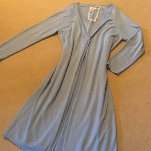 Talbots sweater dress set